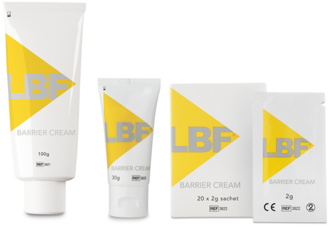 LBF Barrier Cream